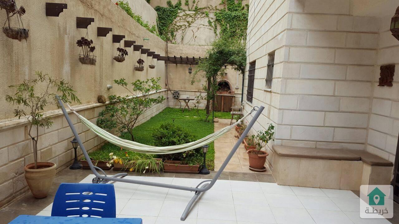شقة مفروشة سوبر ديلوكس للبيع شميساني