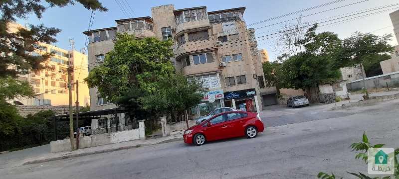 عيادة للايجار في جبل عمان مساحتها ٨٠ متر بسعر مغري