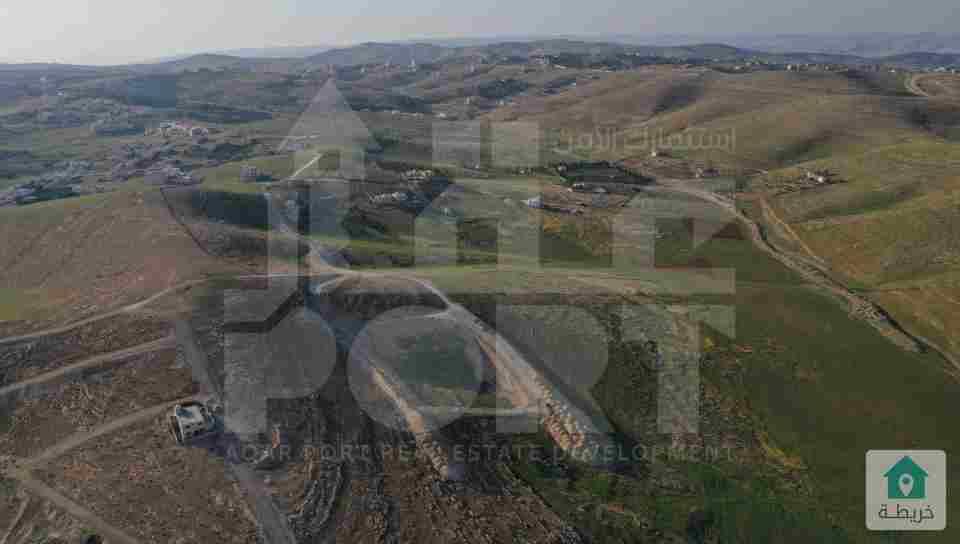 أرض مساحة 710 م للبيع في شفا بدران حي مرج الفرس