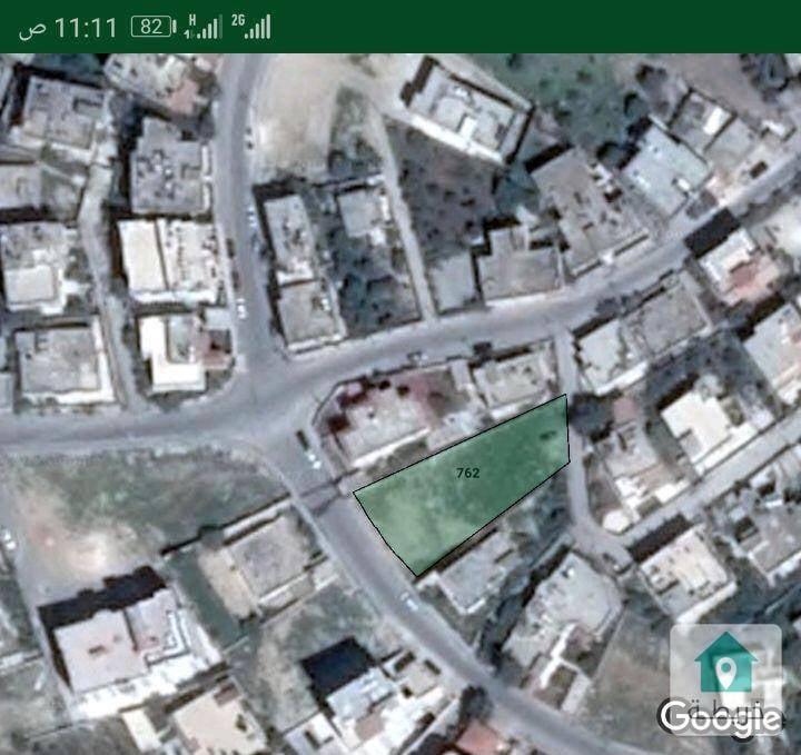 أرض مميزة للبيع في جرش ، جبل الشيخ مصلح