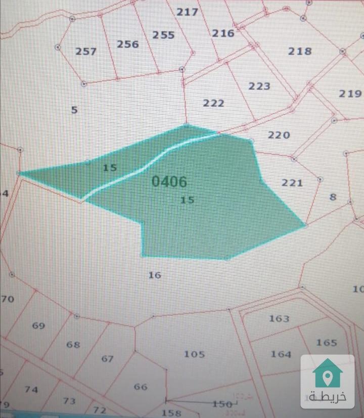 ارض للبيع في ماحص