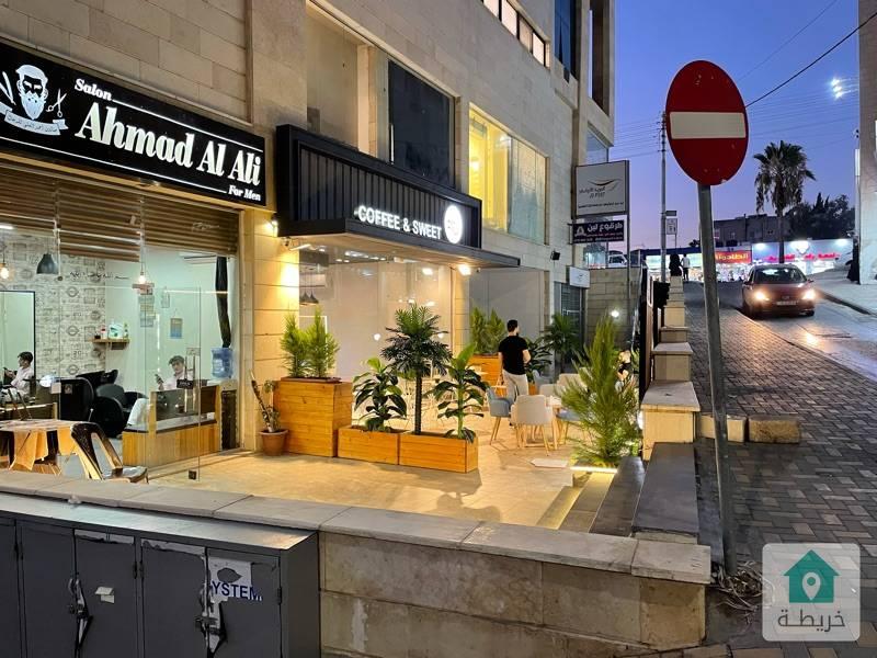 محل تجاري بموقع ممتاز - البيادر- مجمع سعد مول - ٢٨م ،
