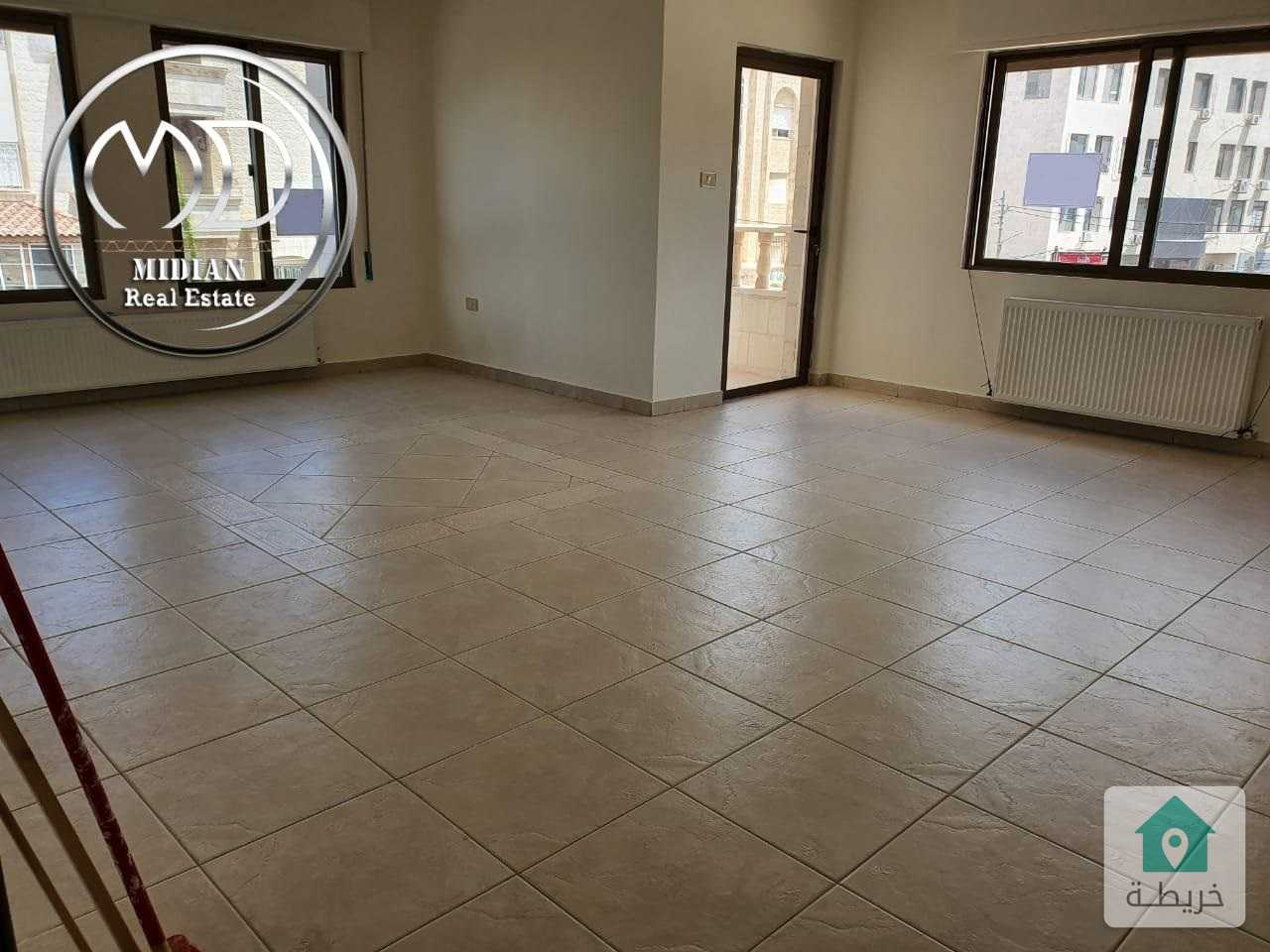 شقة للبيع خلدا قرب المعارف مساحة 180م  تشطيب سوبر ديلوكس بسعر مغري جدا