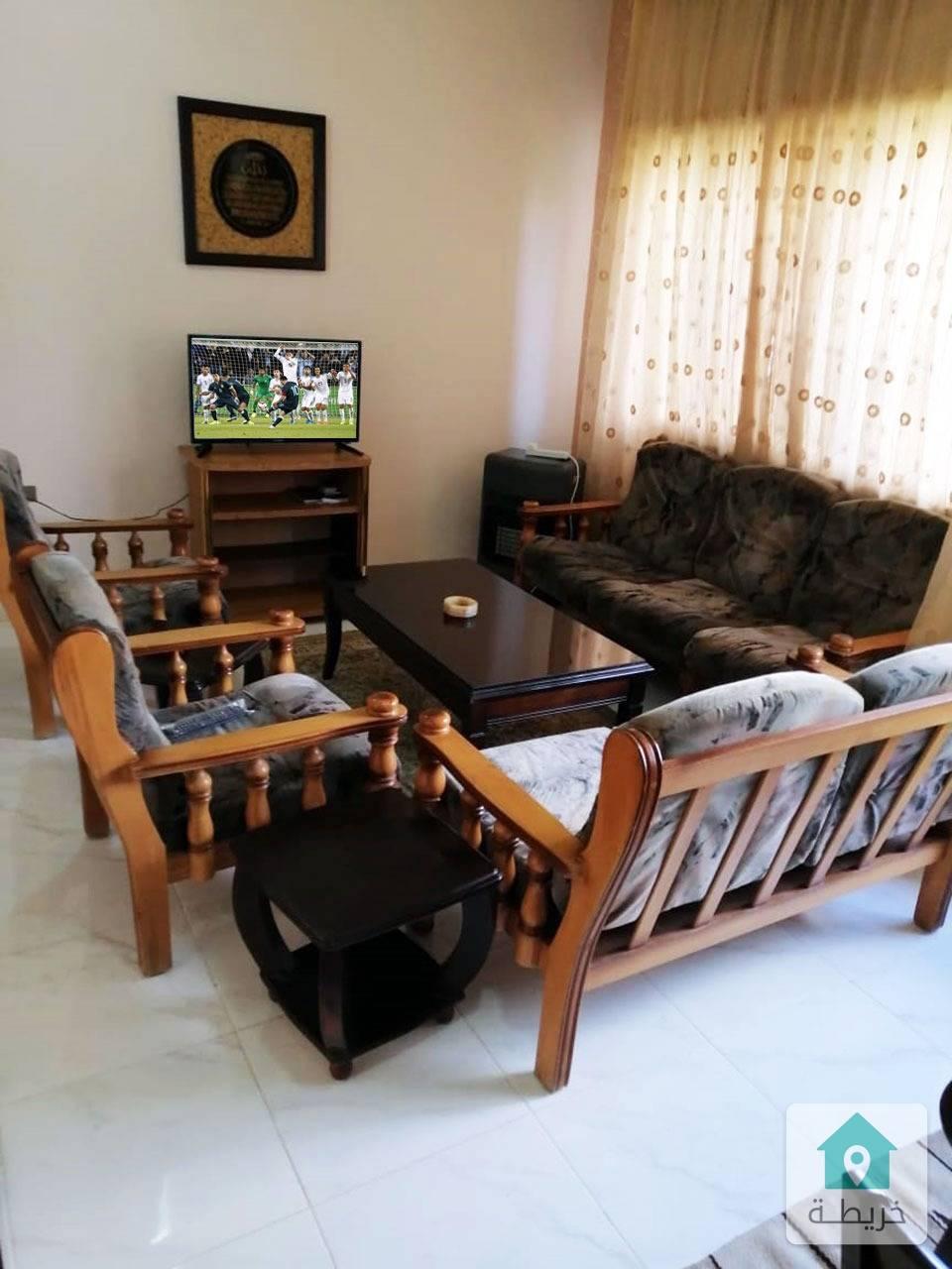 شقة مفروشه  للإيجار  عمان الأردن  Furnished apartment for rent Amman Jordan