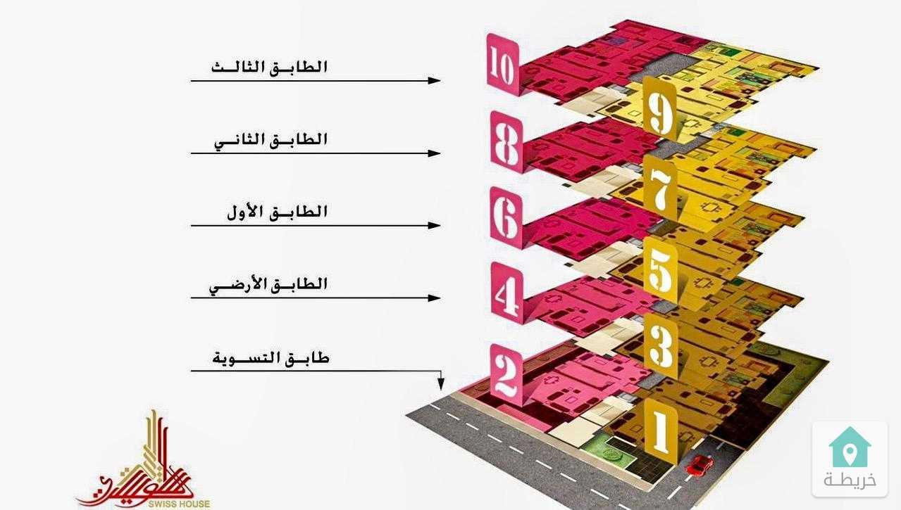 عمان/دير غبار قرب السفارات