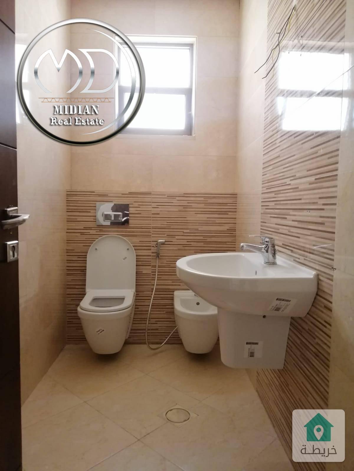 شقة فارغة للايجار خلدا قرب المعارف مساحة 170م طابق ثالث تشطيب سوبر ديلوكس و بسعر مناسب