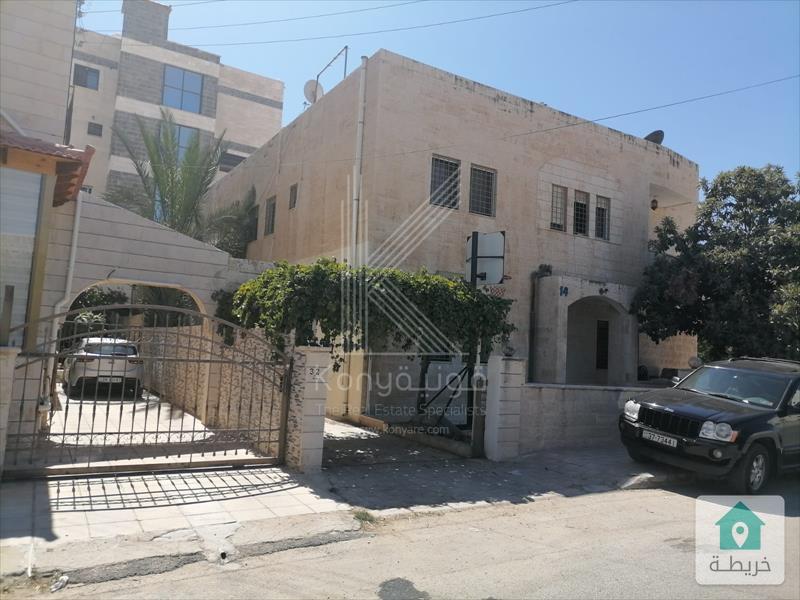 عمارة سكنية مميزة للبيع في حي الصحابة
