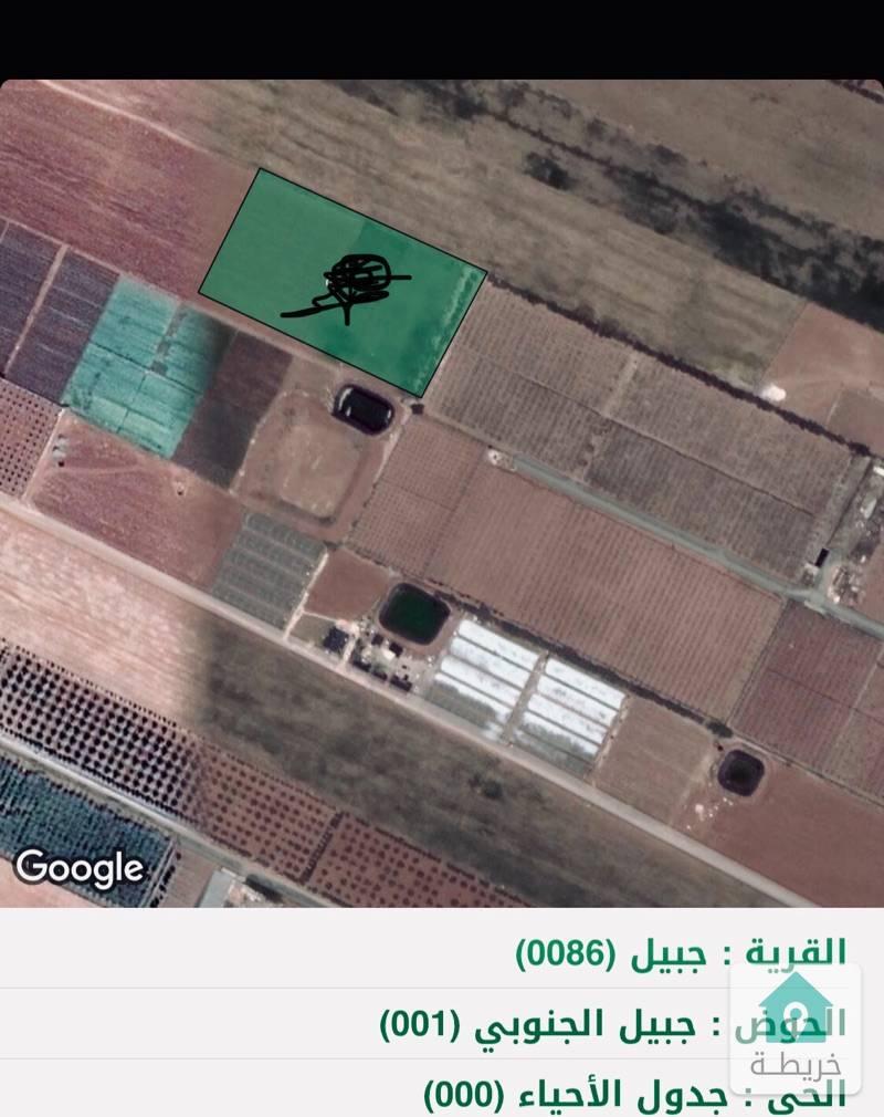 قطعة ارض للبيع في مأدبا منطقة جبيل خلف الكنجز اكاديمي
