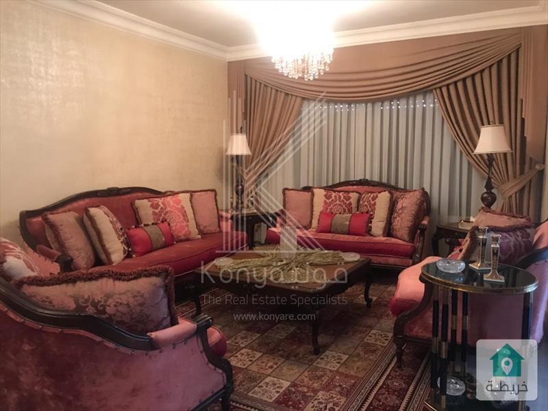 شقة مميزة للايجار في الصويفية