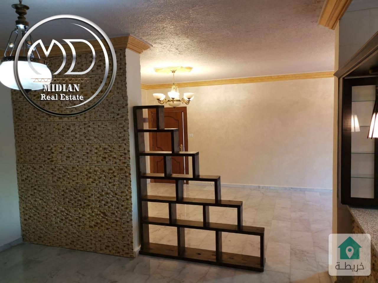 شقة ارضي معلق للبيع ضاحية الامير راشد مساحة 150م سوبر ديلوكس بسعر مناسب