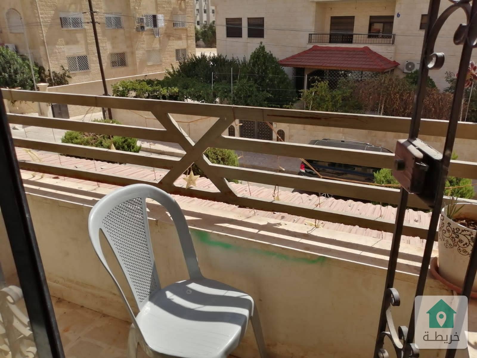شقه طابقيه  الدوار السابع مقابل مدرسه الشهيد فراس العجلوني
