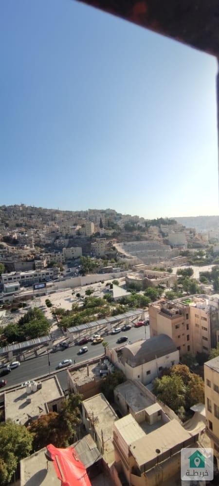 شقة للايجار في عمان حي جبل القلعه